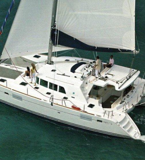 Catamaran Lagoon 440 - Boogie Voogie