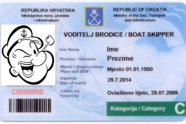Skipper's license - Yaching In Croatia - Academy