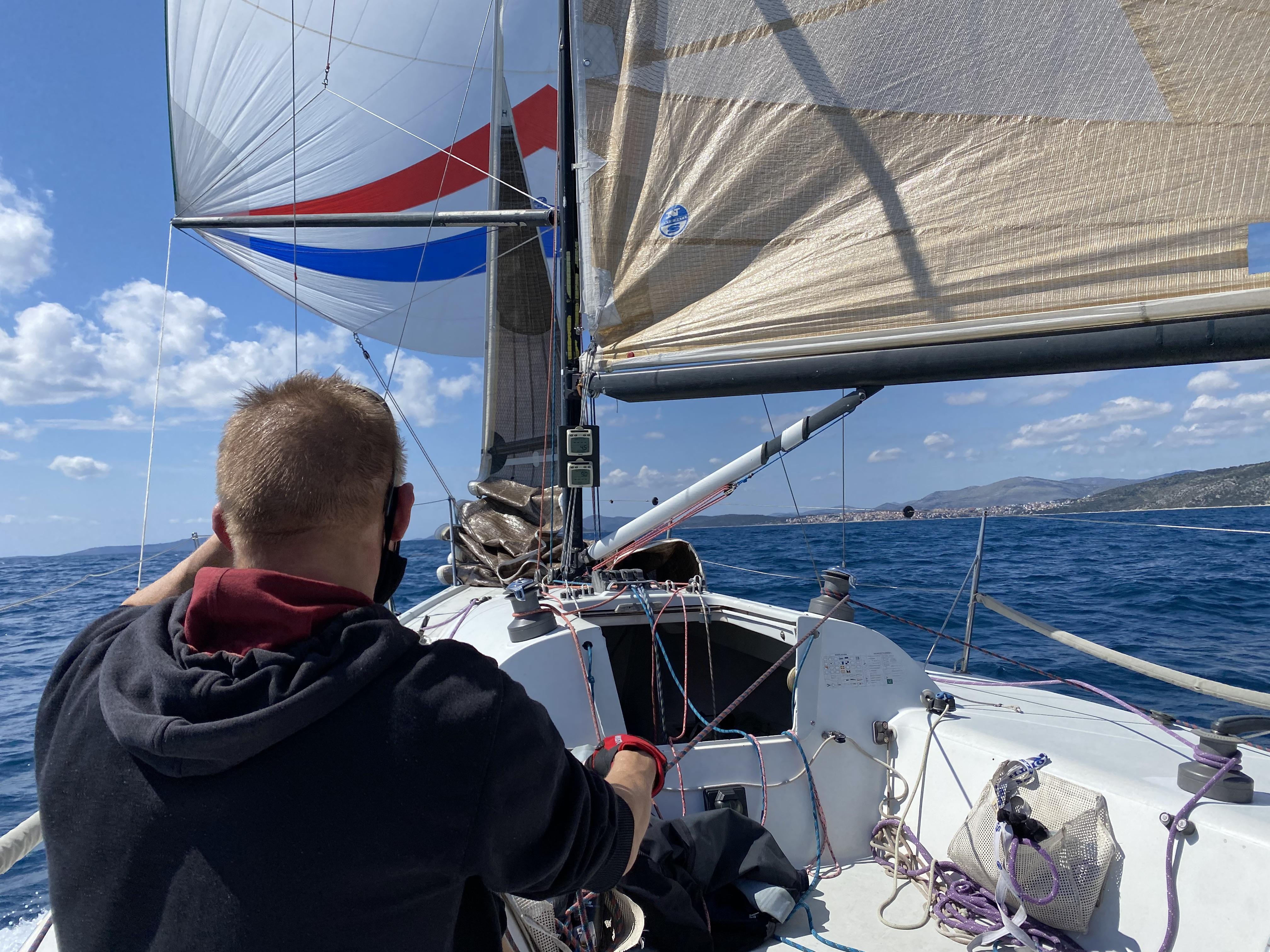 Regatta Sailing Course
